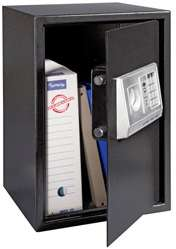 Coffre fort ouverture digital + clé - capacité  45L