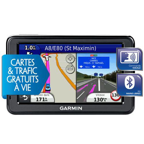 GPS Garmin Nuvi 2595 LMT avec MAJ cartes et traffic gratuits à vie
