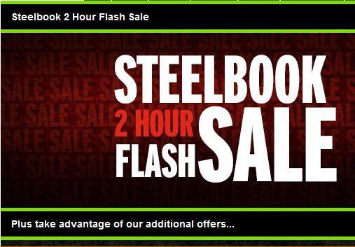 Sélection de Steelbook