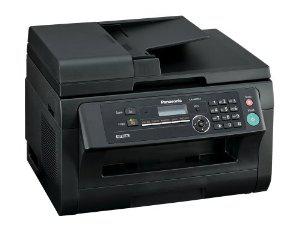 Imprimante Multifonctions Laser Réseau Panasonic KX-MB2010 - Noir et Blanc