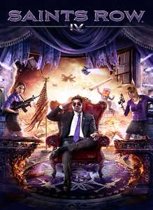 Saints Row IV sur PC (Steam)