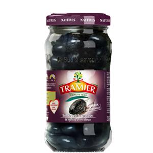 Olives noires à la grecque Tramier 200 gr (avec la carte Waooh + bon de réduction)