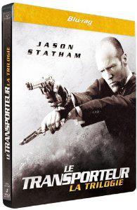 Blu-ray Le Transporteur : La trilogie - Edition limitée boitier métal