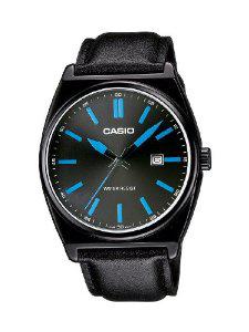 Montre Casio MTP-1343L-1B2EF - Homme - Quartz Analogique - noir