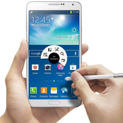 Smartphone Samsung Galaxy Note 3 4G (noir ou blanc)