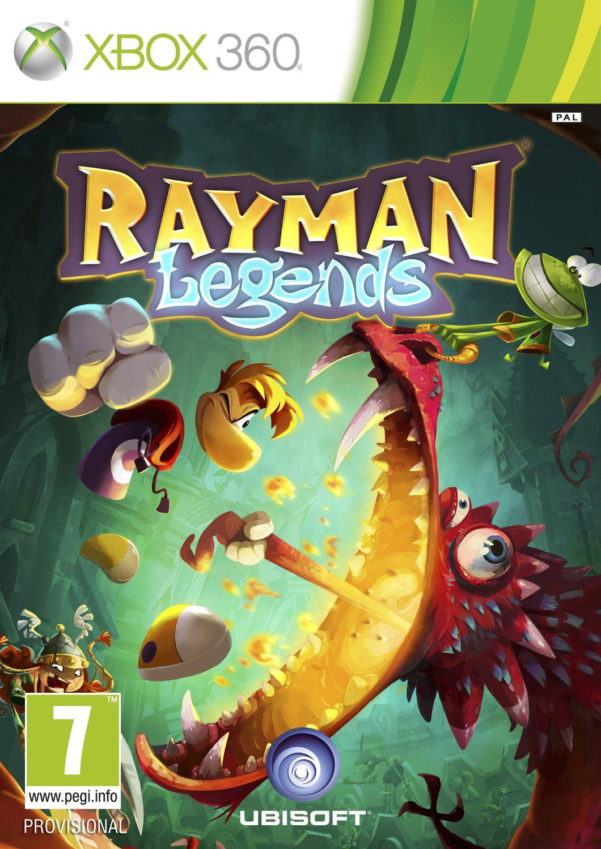 [Abonnés Xbox Live Gold] Sélection de jeux en promo - Ex : Rayman Legends