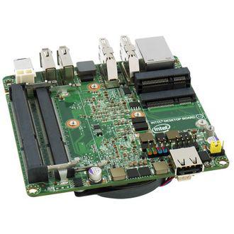 carte mère Intel NUC BLKD33217GKE - Avec Core i3 3217U et 2 ports HDMI
