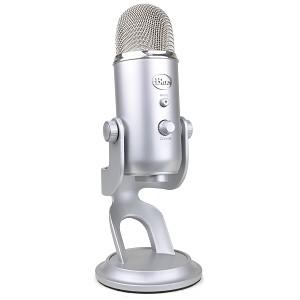 Microphone Blue Yeti USB professionnel pour Mac/PC