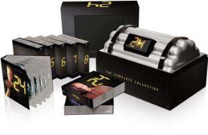Coffret DVD 24 Heures Chrono - Edition Bombe - Saisons 1 à 8 + Redemption