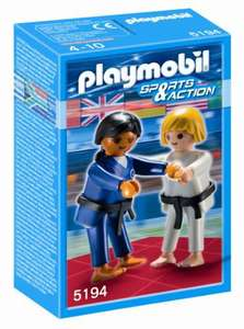 2 figurines Playmobil