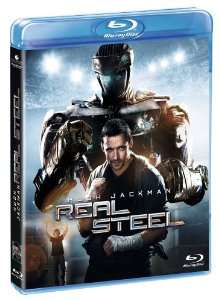 Blu-ray Real Steel