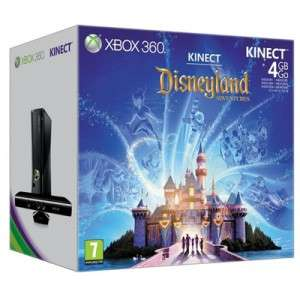 Pack XBOX 360 4 Go Disney + Kinect