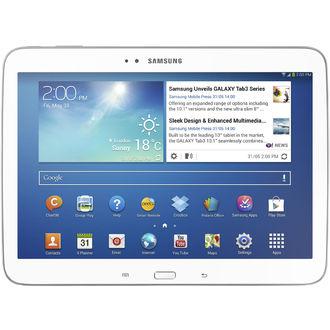 """Tablette 10.1"""" Samsung Galaxy Tab 3 (P5210) 16 Go Blanc"""