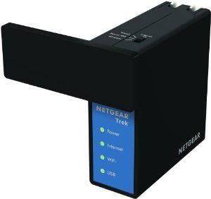 Routeur et répéteur WiFi Netgear Trek PR2000-100EUS  N300