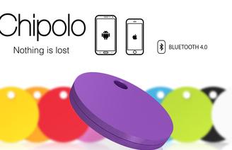 Porte-clé connecté Chipolo - Bluetooth 4.0