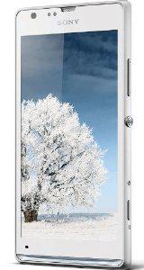 Smartphone Sony Xperia SP Blanc