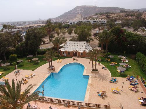 Séjour demi-pension 4j/3nuits Tulip Inn Oasis Agadir (Maroc)