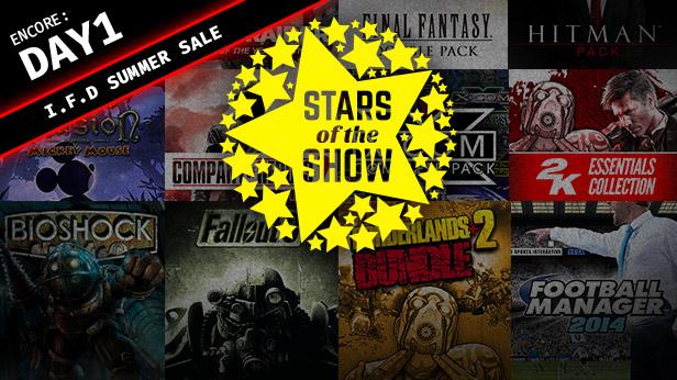 Soldes jeux PC (Dématérialisé)  - Ex: 2K Essential Collection (Borderlands 2, BioShock Infinite, Civilization V...)
