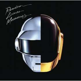 "Album MP3 Daft Punk ""Random Access Memories"""