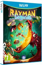 Jeu Rayman Legends sur WII U