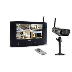 Kit de vidéo-surveillance Extel