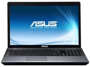 PC portable 18,4'' Asus A95VB-YZ085H - Full HD,  i7-3630QM (2,4 GHz), HDD 1 To, 4 Go RAM, GT 740M