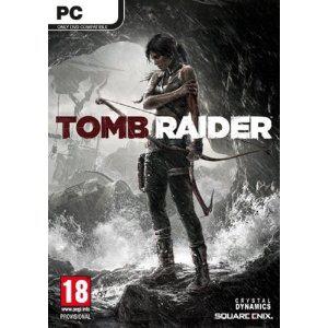 Tomb Raider sur PC (dématérialisé)