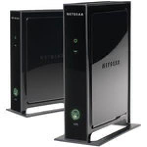 Pack de 2 ponts Wireless Netgear WNHDB3004 - Spécial Home Cinéma et Gaming