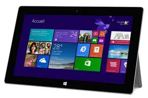 "Tablette 10"" Microsoft Surface 2 32 Go"