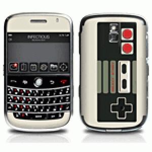 Sticker Nintendo pour BlackBerry