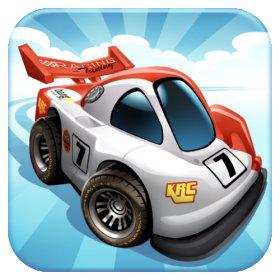 Mini Motor Racing Gratuit sur Android (au lieu de 0.79€)