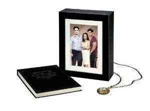Combo Blu-Ray + DVD Twilight : Le coffret intégrale - Edition Limitée