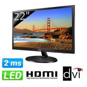 """Ecran PC 22"""" LG 22EN43VQ  - Full HD, 2ms"""