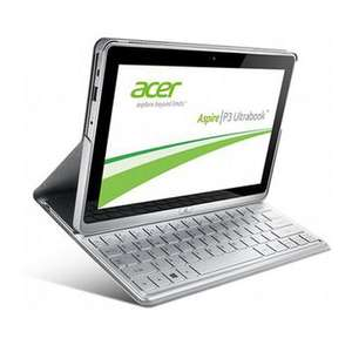 "Ultrabook hybride tactile 11,6"" Acer Aspire P3 + Extension de garantie 3ans"