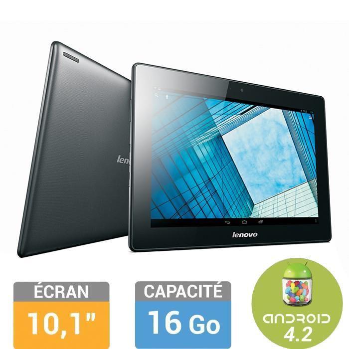 Tablette Lenovo IdeaTab S6000L