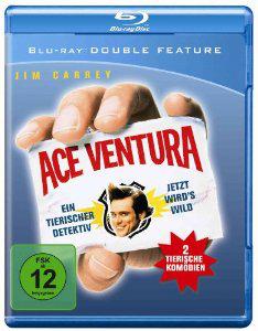 Coffret Blu-ray Ace Ventura 1&2