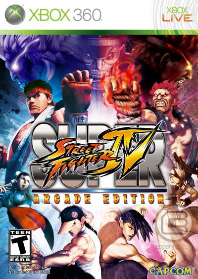 [Abonnés Gold] Jeu Xbox Super Street Fighter 4 Arcade Edition gratuit