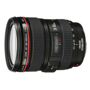 Objectif Canon EF 24-105mm f/4L IS USM
