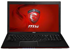 "PC Portable Gamer MSI GE60 - Ecran 15"", i5, RAM 8Go"