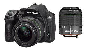 Reflex Pentax K30 + 2 objectifs : 18-55 DA WR et 55-300mm WR