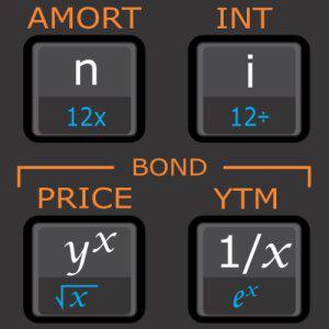 Application Andro12C financial calculator gratuit sur Android (au lieu de 2.94€)