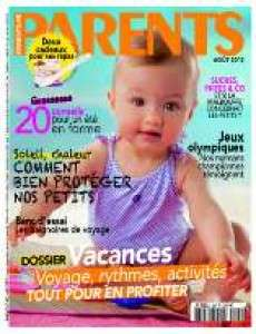 Abonnement gratuit de 3 mois au magazine PARENTS
