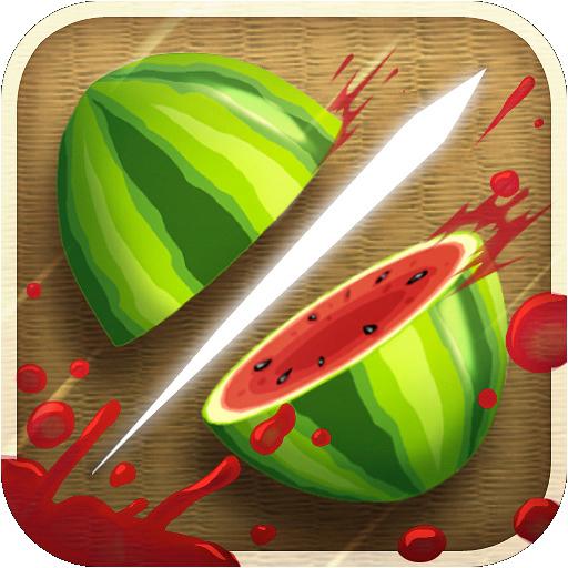 Série Fruit Ninja gratuite sur iOS