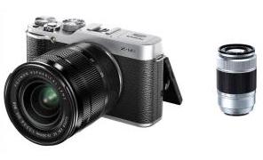 [Offre adhérent] Appareil photo hybride Fuji X-M1 + Objectifs XC 16-50 & XC 50-230mm