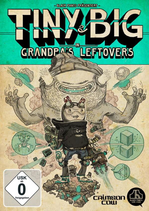 Tiny & Big: Grandpa's Leftovers sur PC (Dématérialisé)