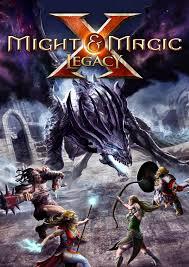 Might & Magic X - Legacy Deluxe Edition sur PC/Mac (Steam - Dématérialisé)