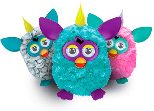 -50% sur tous les Furby (via ODR)
