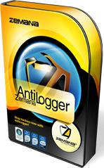 Licence 1 an logiciel AntiLogger Zemana gratuite (au lieu de 22€)