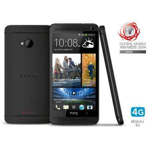 Smartphone HTC One - Black ou Silver