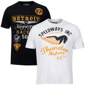 Lot de 2 T-shirts (Taille L uniquement)
